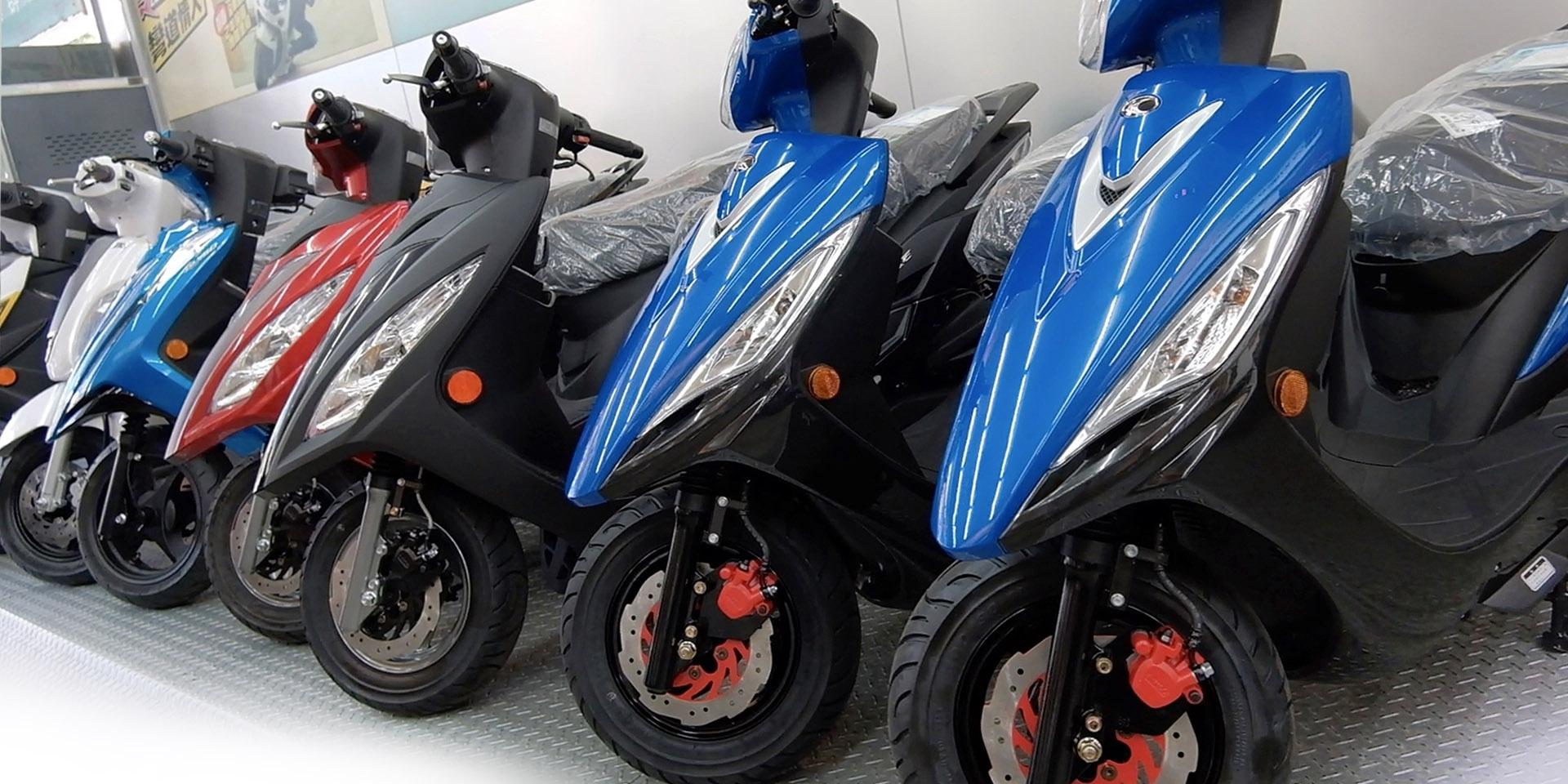 逆勢成長銷售一空! KYMCO GP 125 月底前訂車優惠跨年加碼