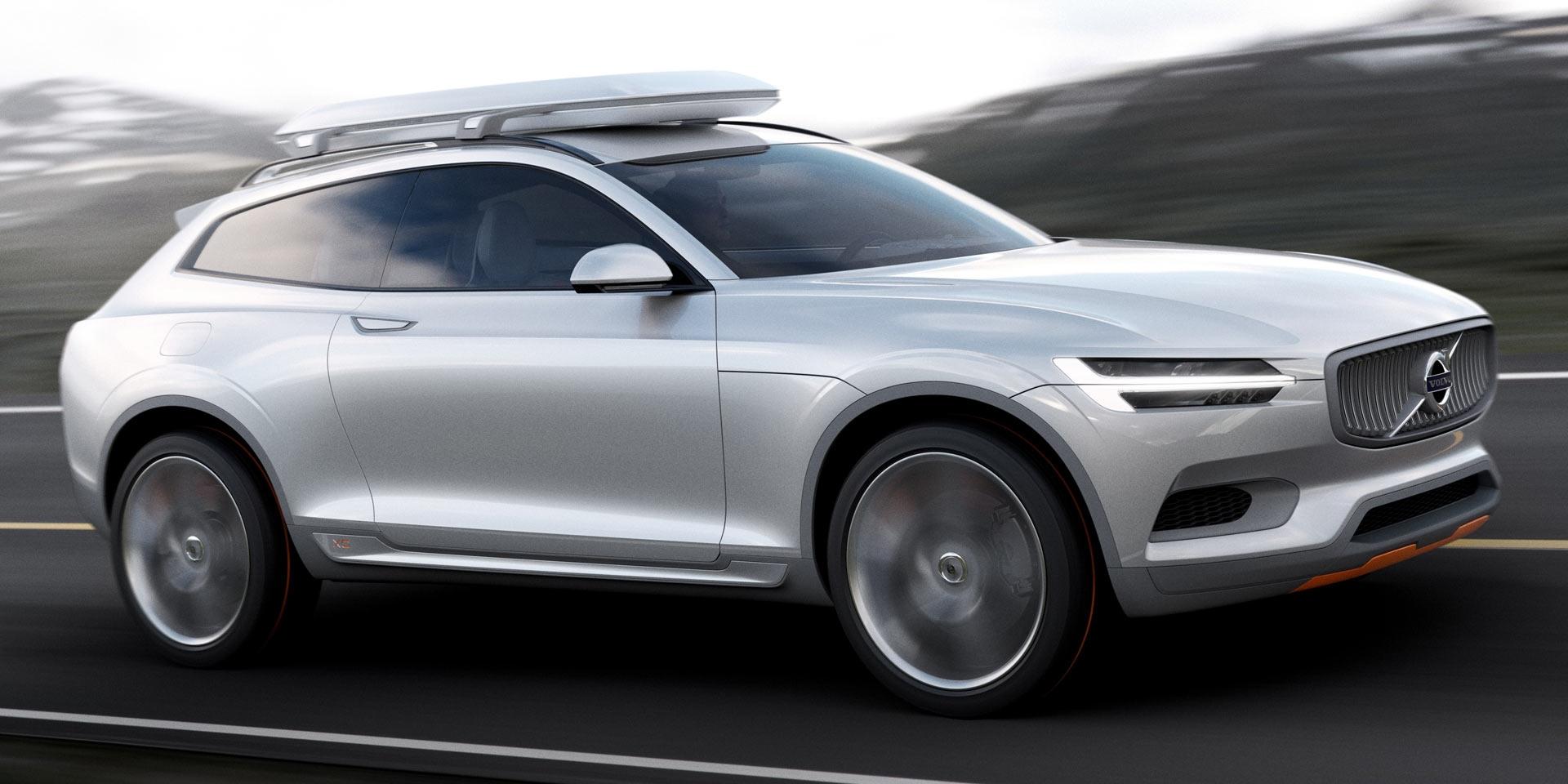 小型SUV太夯!Volvo正在研發XC20電動車款!
