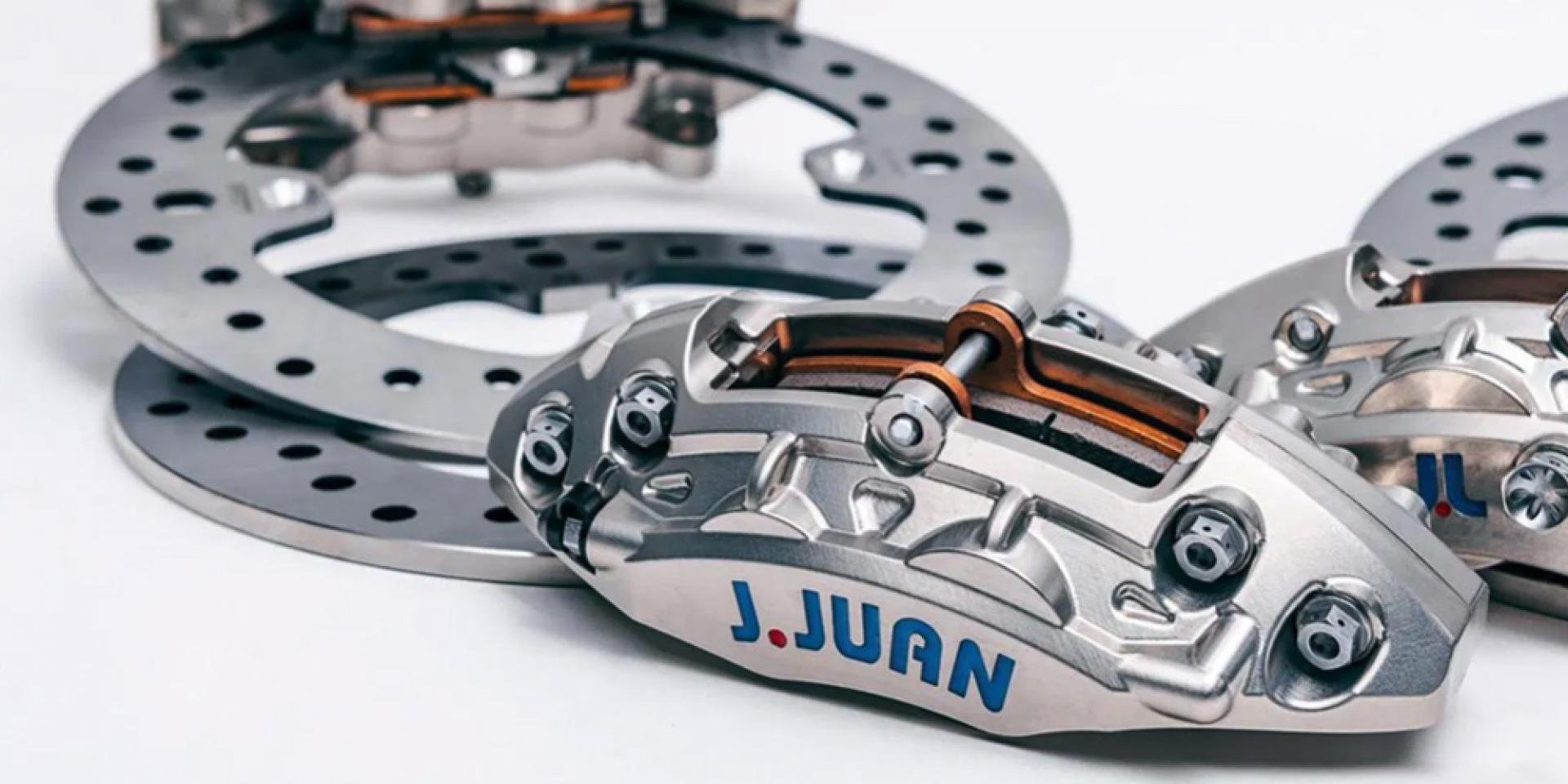 稱霸煞車市場?Brembo以七千萬歐元收購J.Juan Brakes!