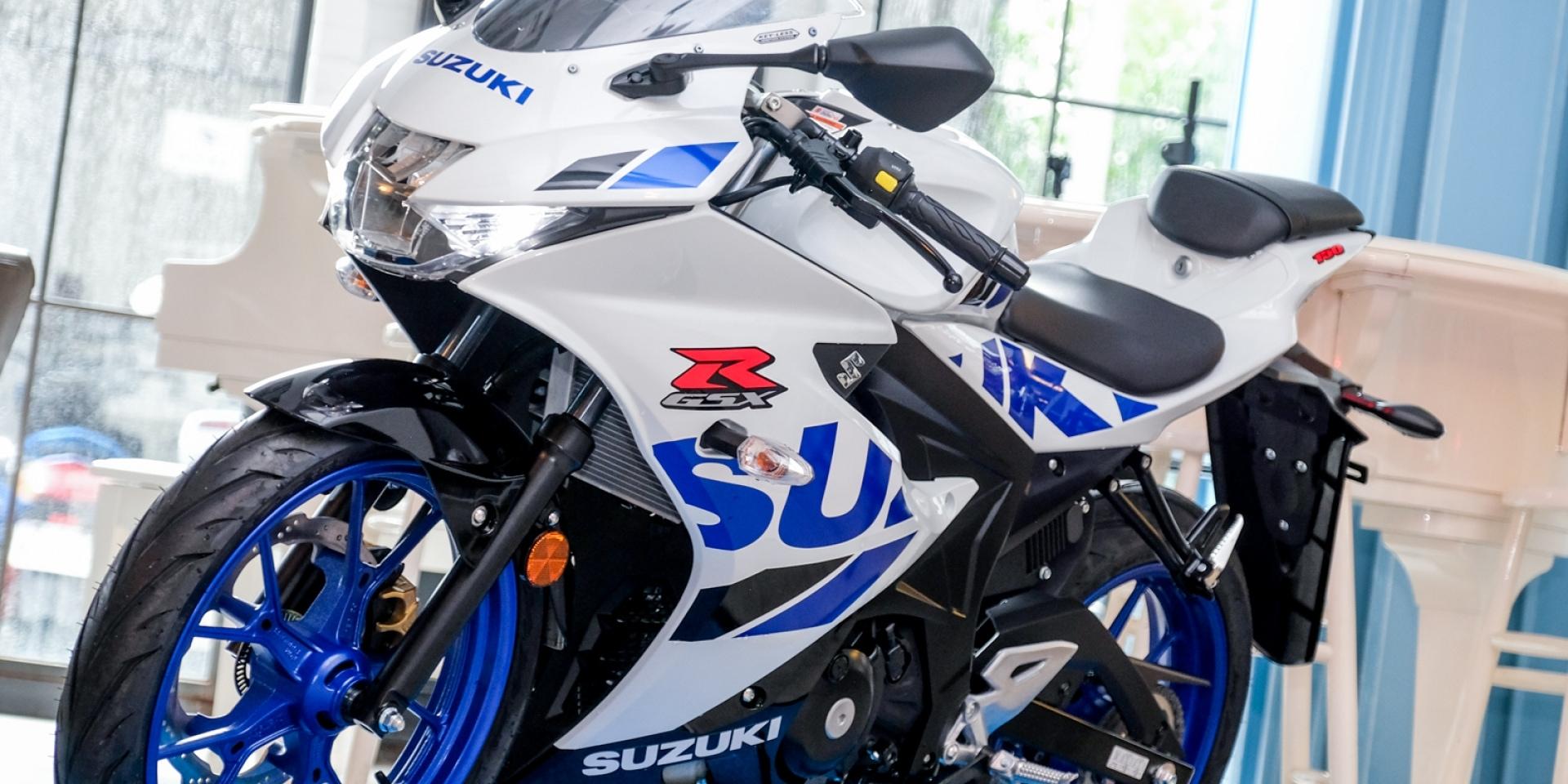 配備升級 售價不變,小白魯正式導入台灣!2020 SUZUKI GSX-R/S 150發表會