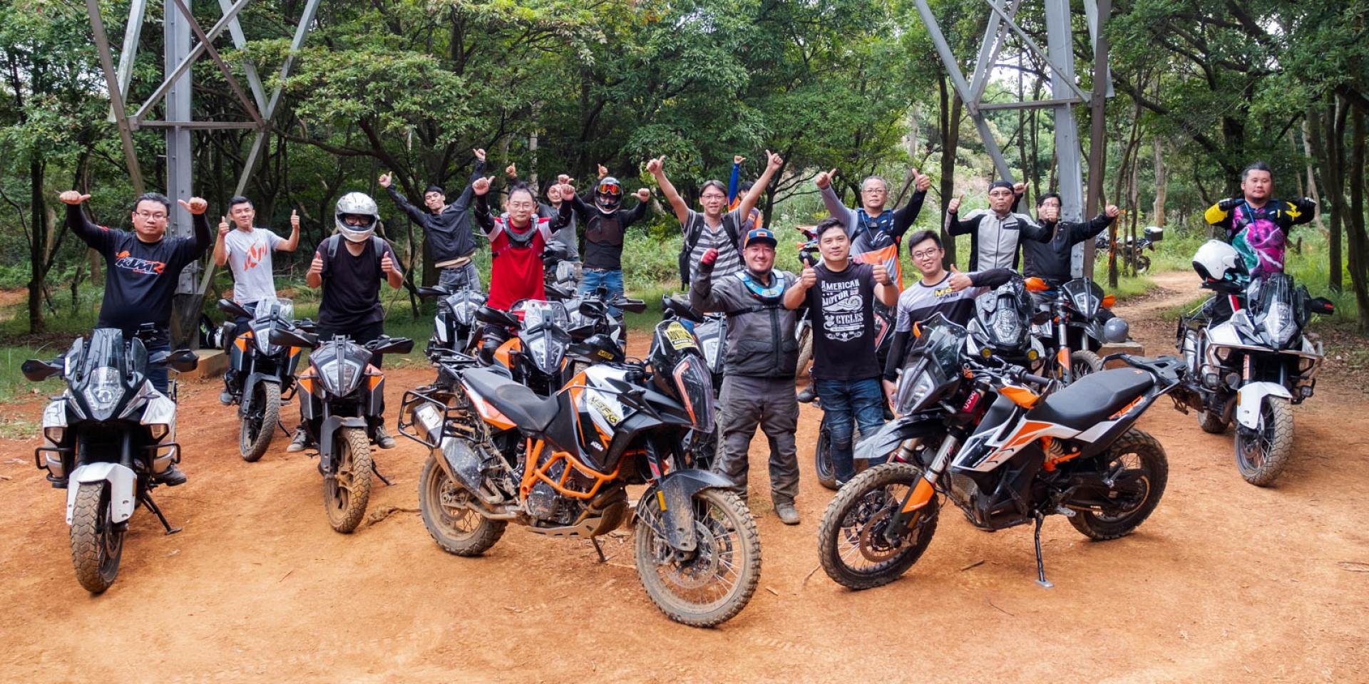 專業教練帶你玩土!KTM Adventure Tour 多功能車越野訓練營