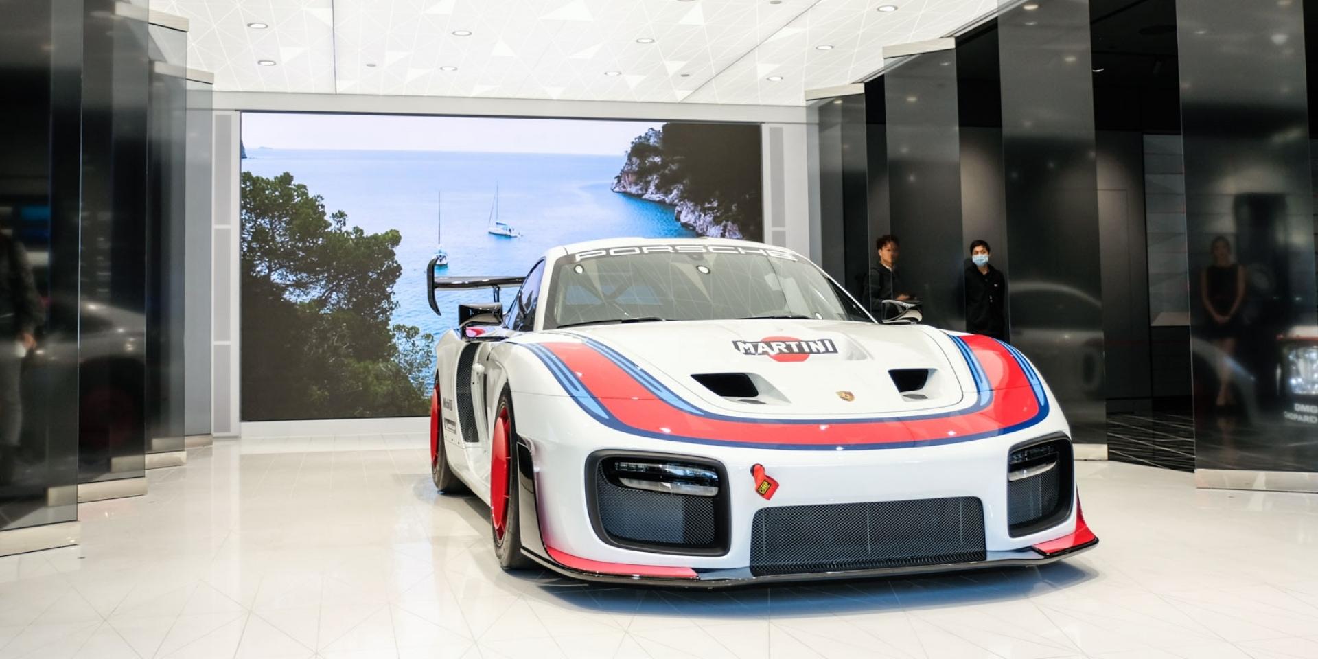 全台首間Porsche Studio桃園登場。Porsche 935、廠車919 Hybrid驚喜現身