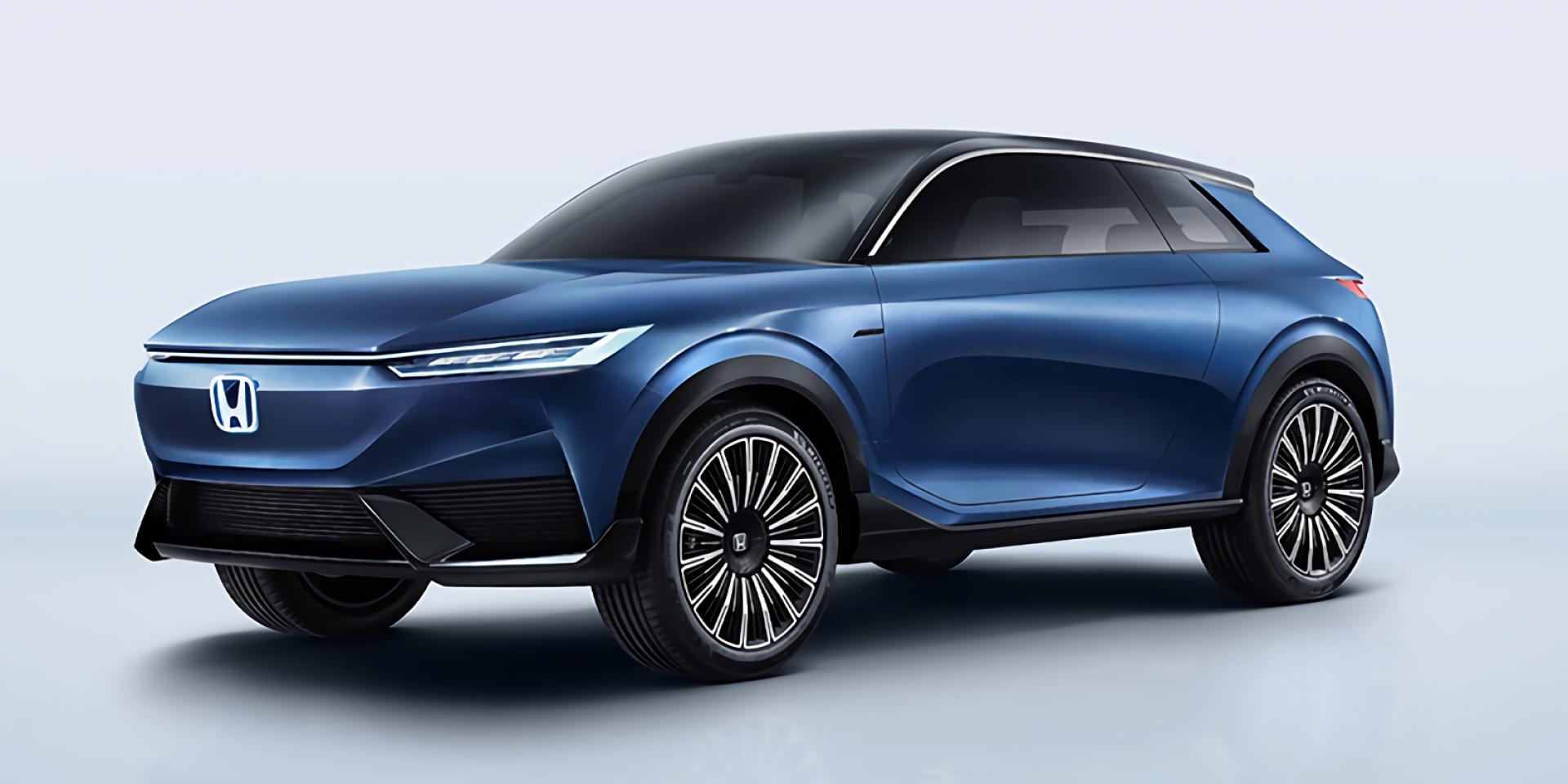 純電SUV概念現身。Honda SUV e:concept、CR-V PHEV北京車展亮相