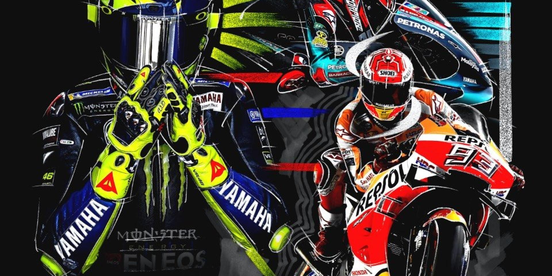 全新賽季,完全管理你的賽車生涯!MotoGP™20 四月下旬登場!