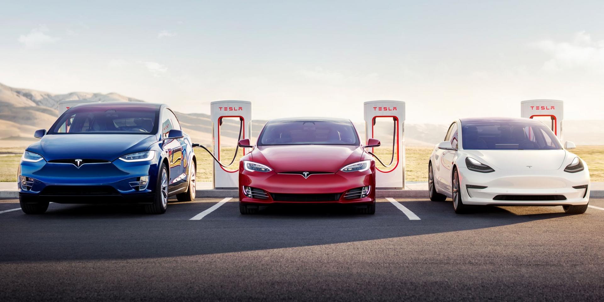官方新聞稿。Tesla 全台首座 V3 超級充電站預計於6/29開放 「超時佔用費」7月開始