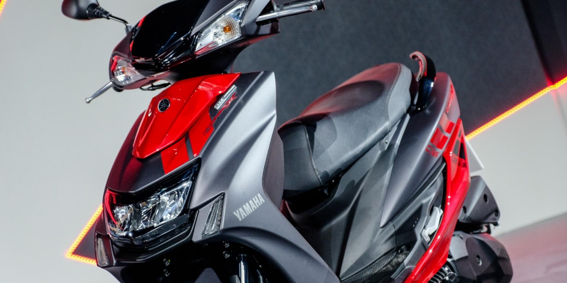 ABS、LED上身,Yamaha Cygnus-X五代勁戰即刻登場!