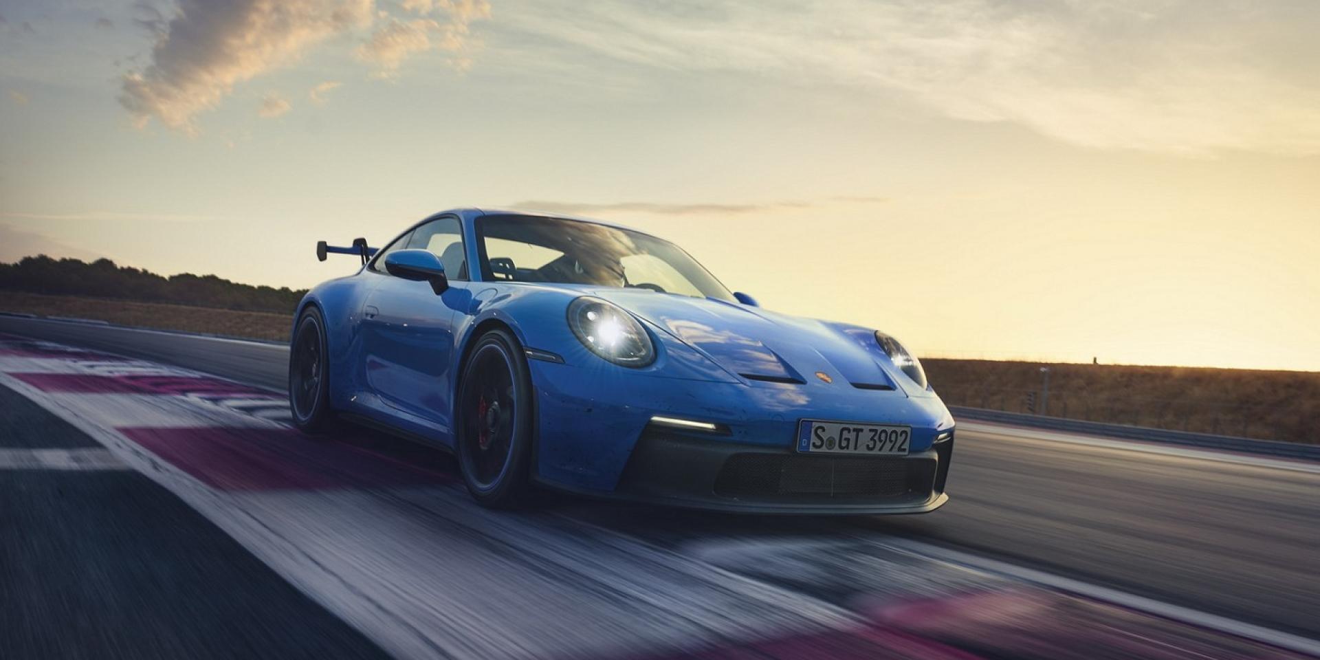 全面進化大升級,Porsche新世代911 GT3震撼登場