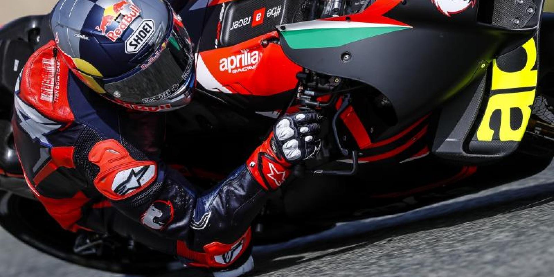 APRILIA測試結束!Andrea Dovizioso:明年我很希望能回到MotoGP!