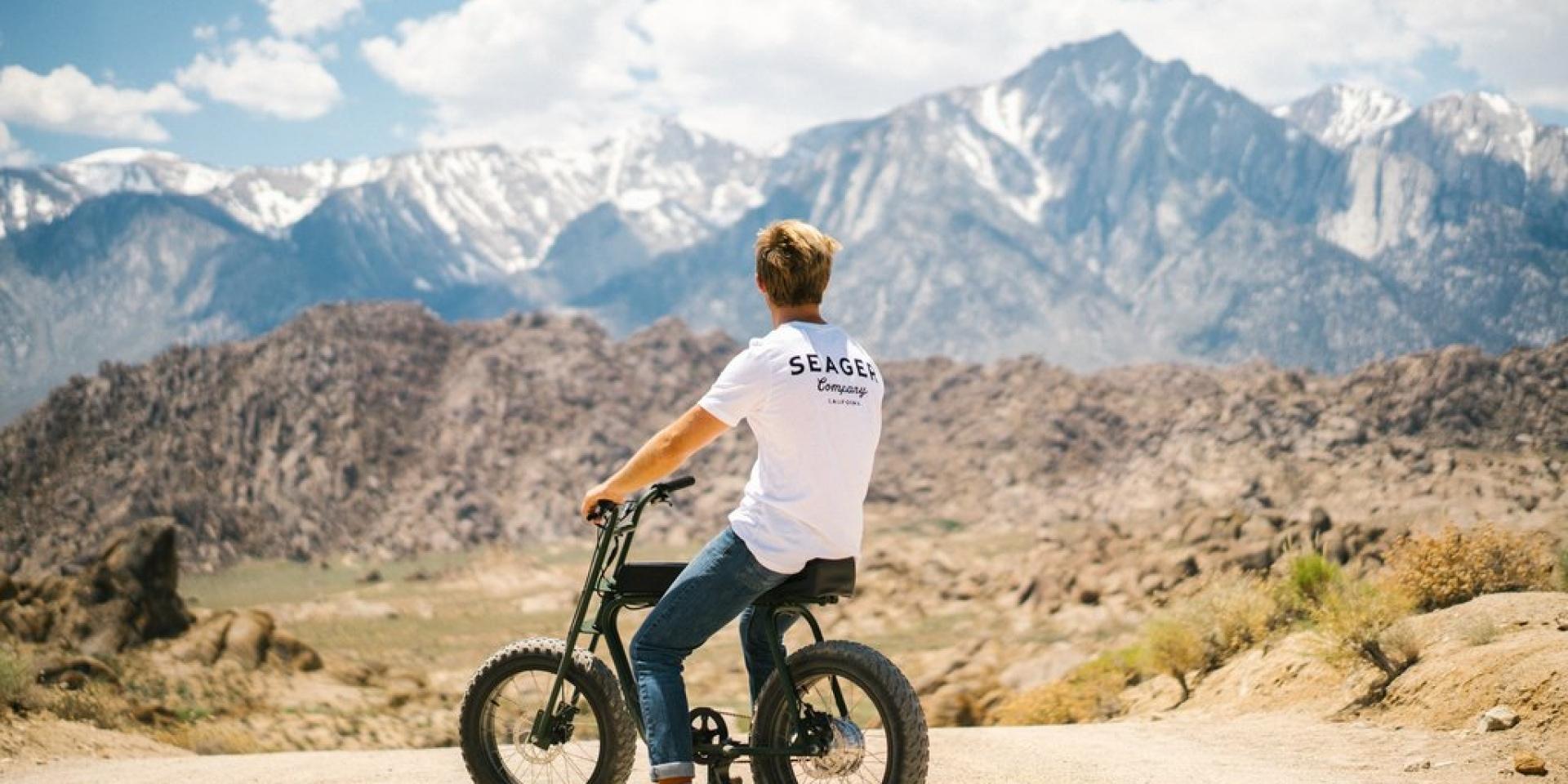 重新定義越野小車,Lithium Cycles Super 73 Scout挑逗你的神經