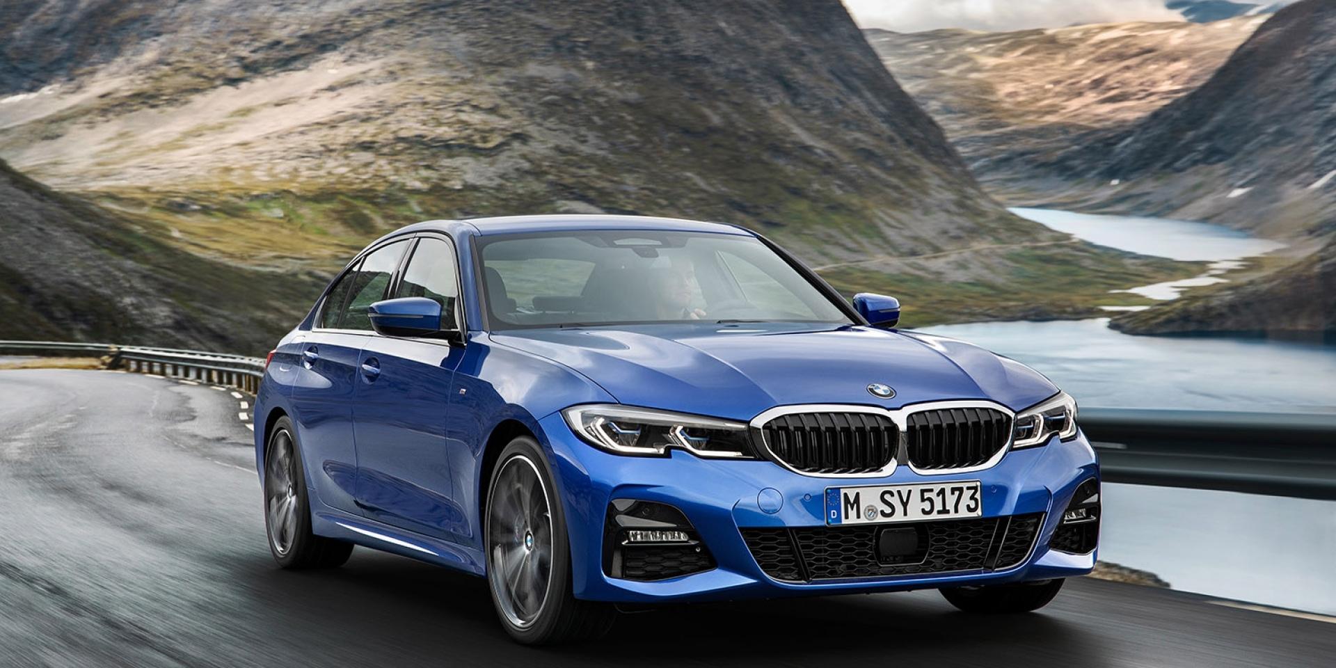 255萬元起,BMW 330i雙車型上市