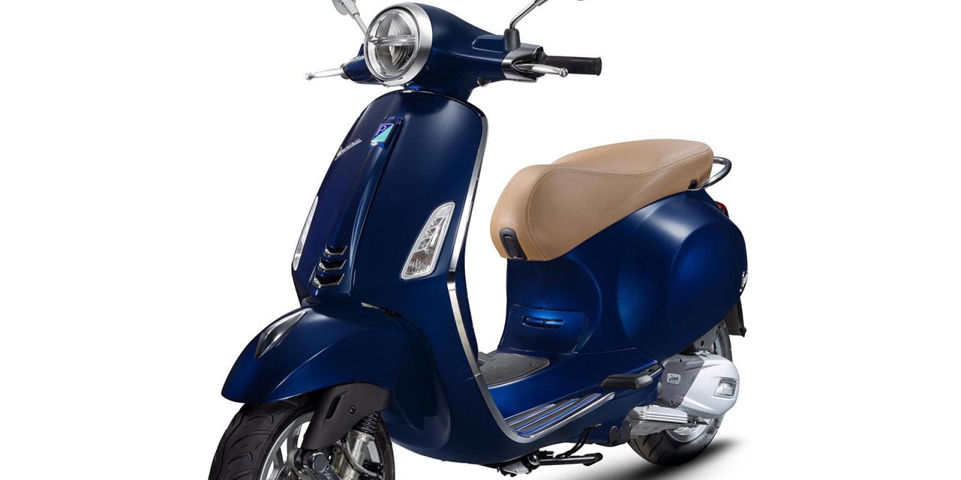 官方新聞稿。經典新風潮 男女皆型  Vespa Primavera 125 i-get ABS 19年式全新上市