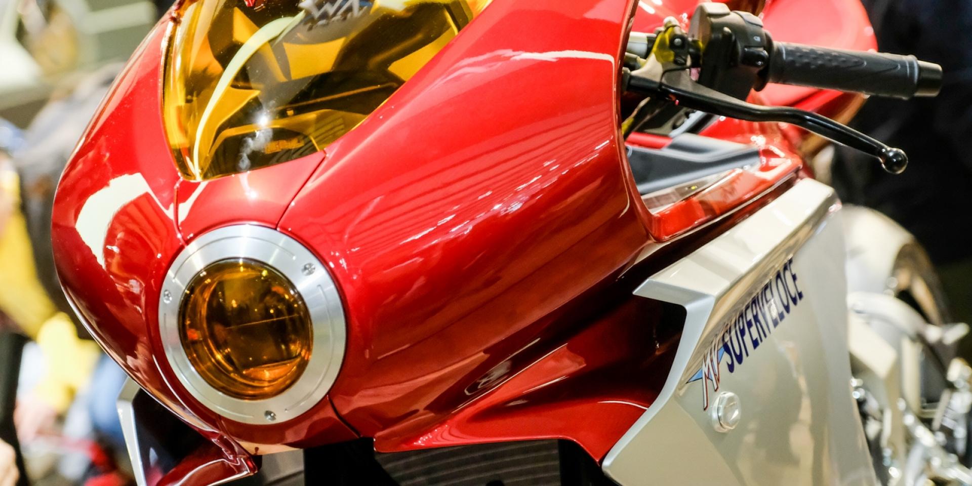 研發速度突飛猛進。MV Agusta CEOTimur Sardarov談近期產品線規劃