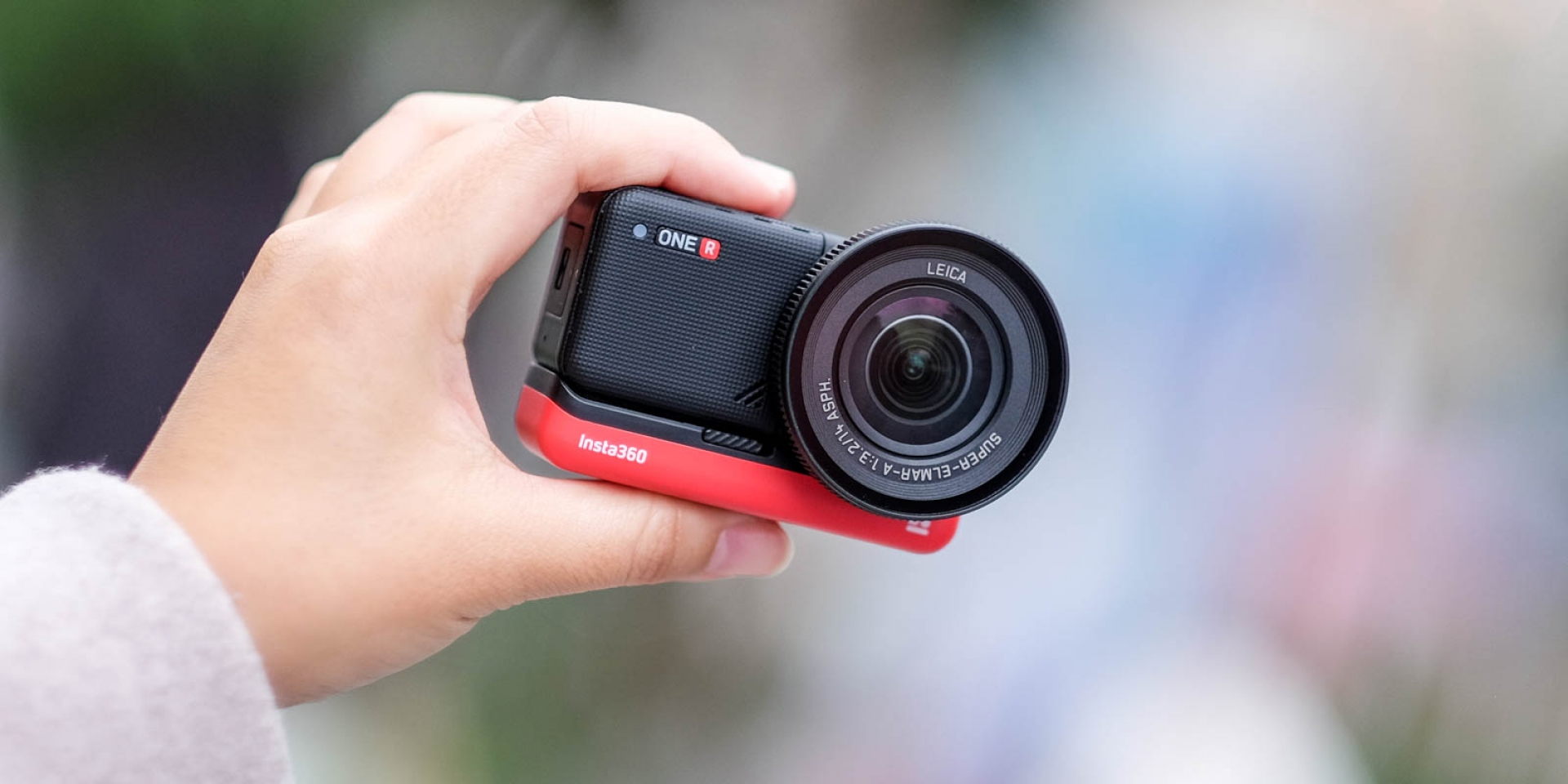 夜拍超強悍、全景創作無極限!Insta360 One R Leica 1英吋鏡頭、360鏡頭實測
