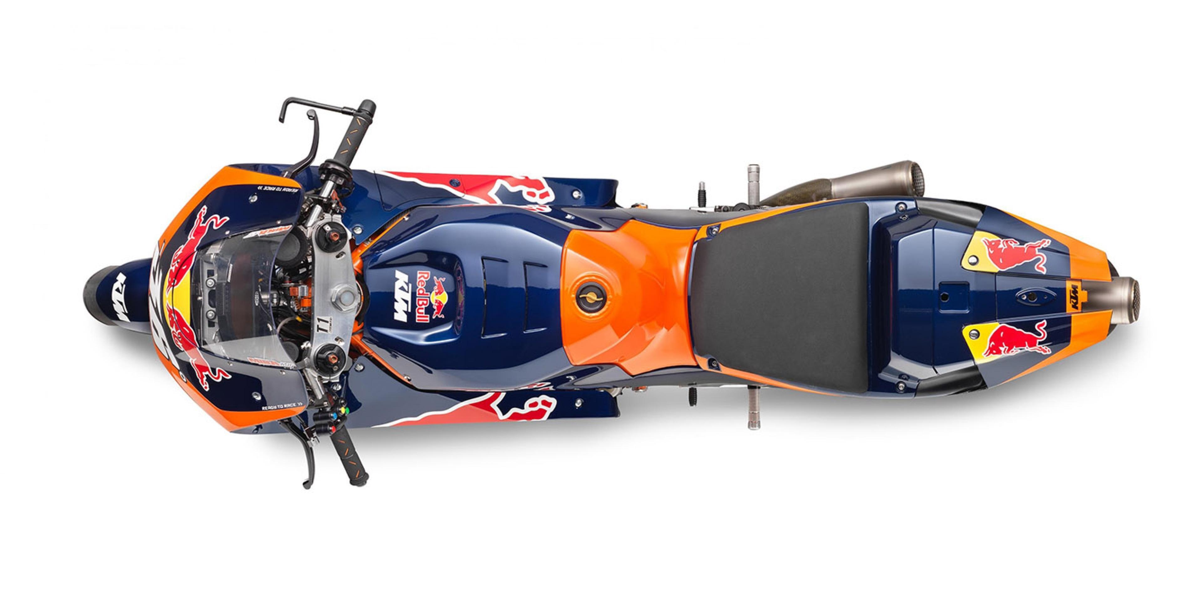 市售廠車再一彈。MotoGP廠車KTM RC16 2018年上市