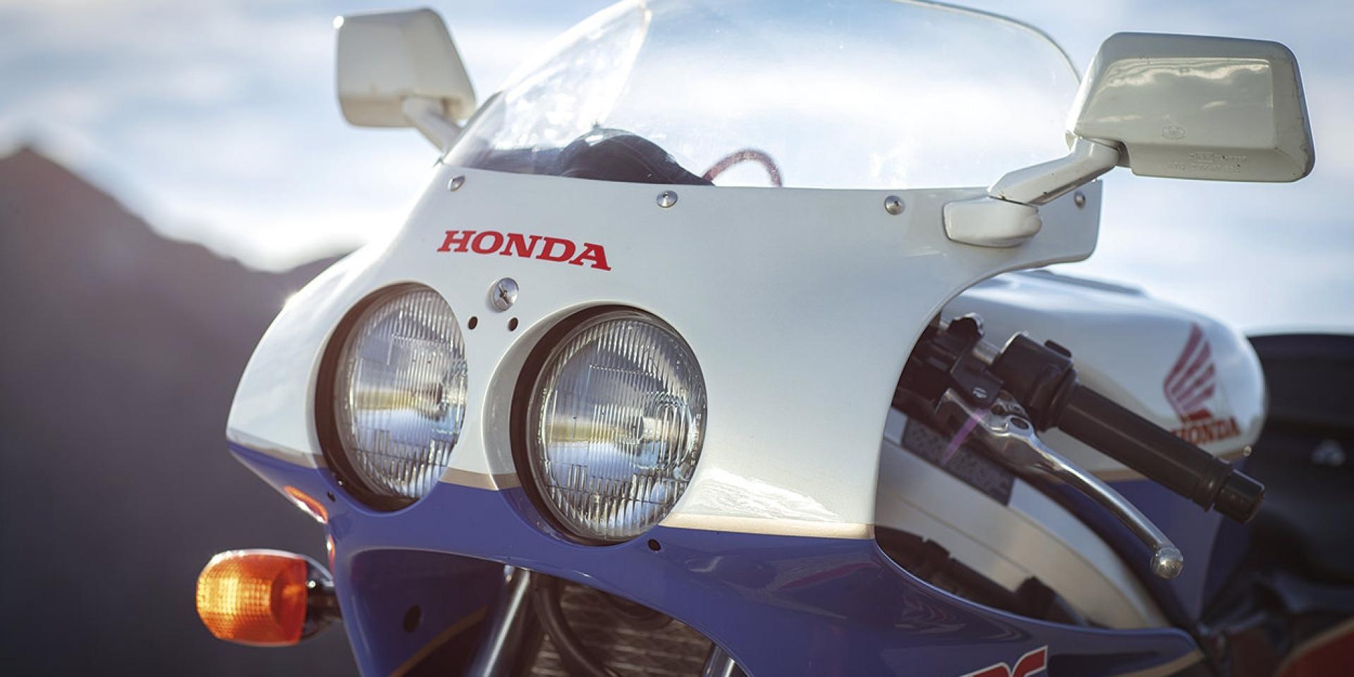 那些你很冒險的夢 - HONDA RC30