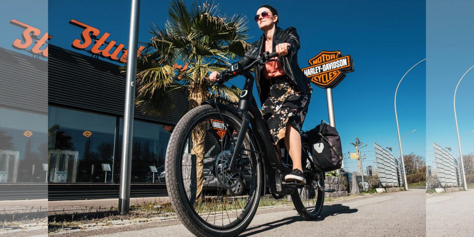 10萬就能擁有哈雷。Harley-Davidson Serial 1 電動自行車海外發表!