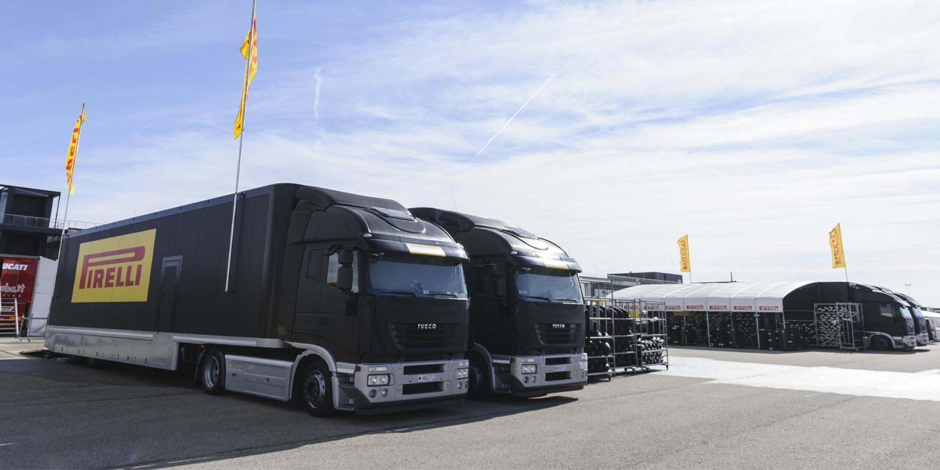 WSBK重返西班牙,面對全新Navarra賽道,倍耐力帶來廣獲車手群信賴的標準賽事用胎與全新解決方案應援車手奮力演出。