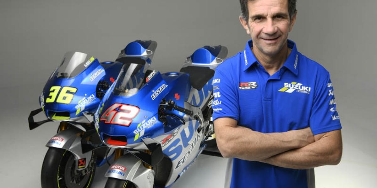 從 SUZUKI 到 Alpine F1,Davide Brivio:進入F1一直都是我的夢想!