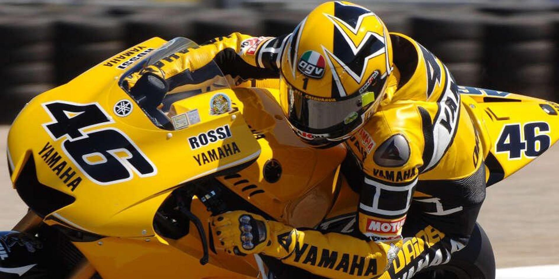 黃煙四起復刻限量發表 ! AGV Pista GP RR Laguna Seca 2005