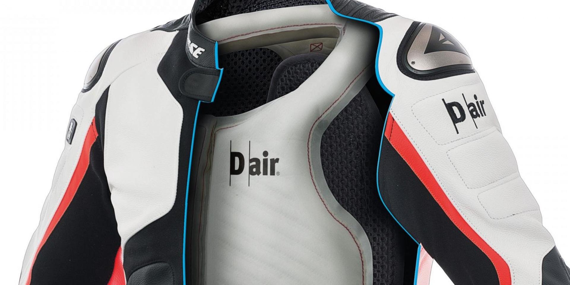 人性化的氣囊衣。Dainese D-Air Misano 1000介紹