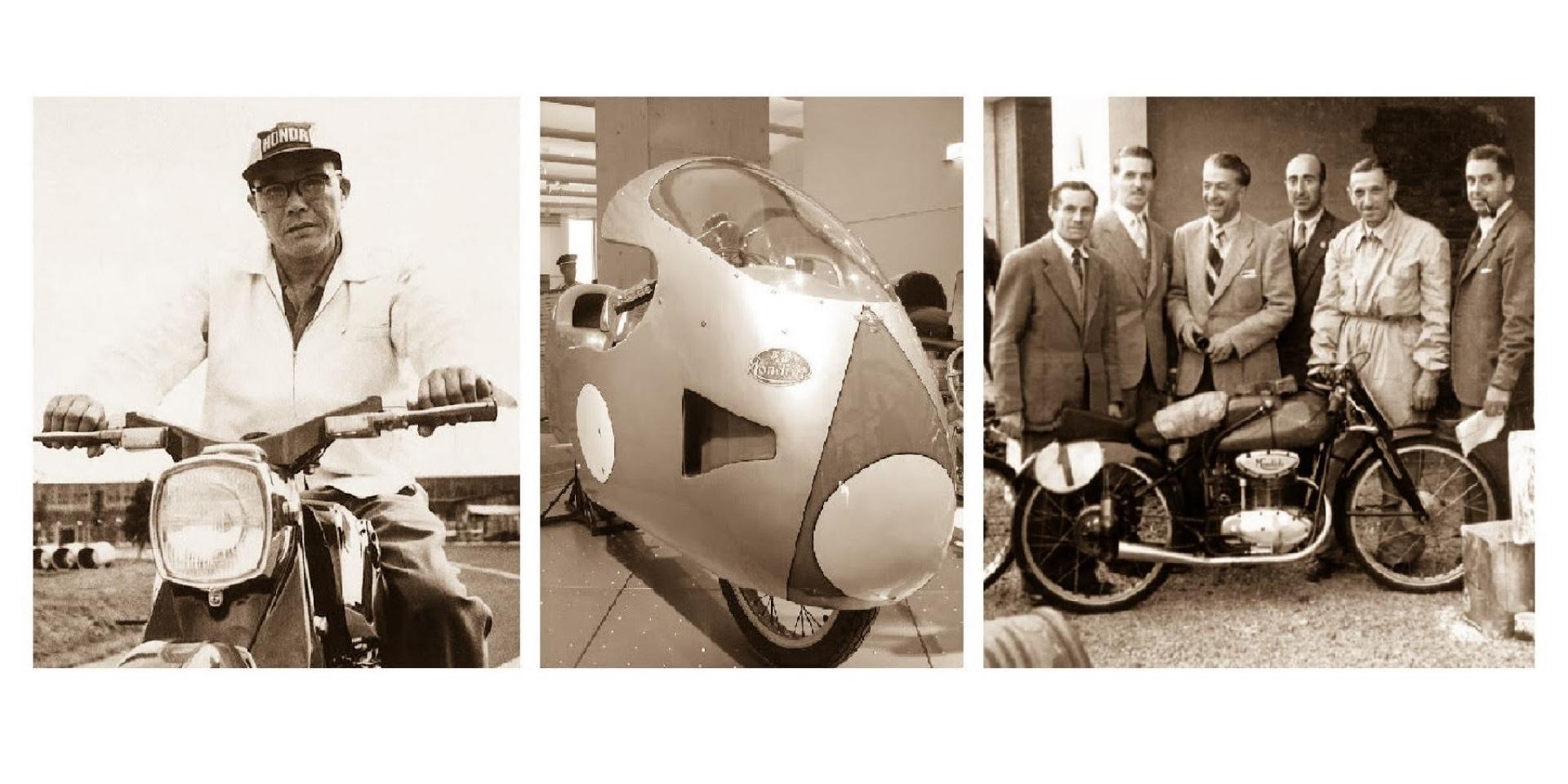 輪子上的故事|老爹、賽車、伯爵與大亨