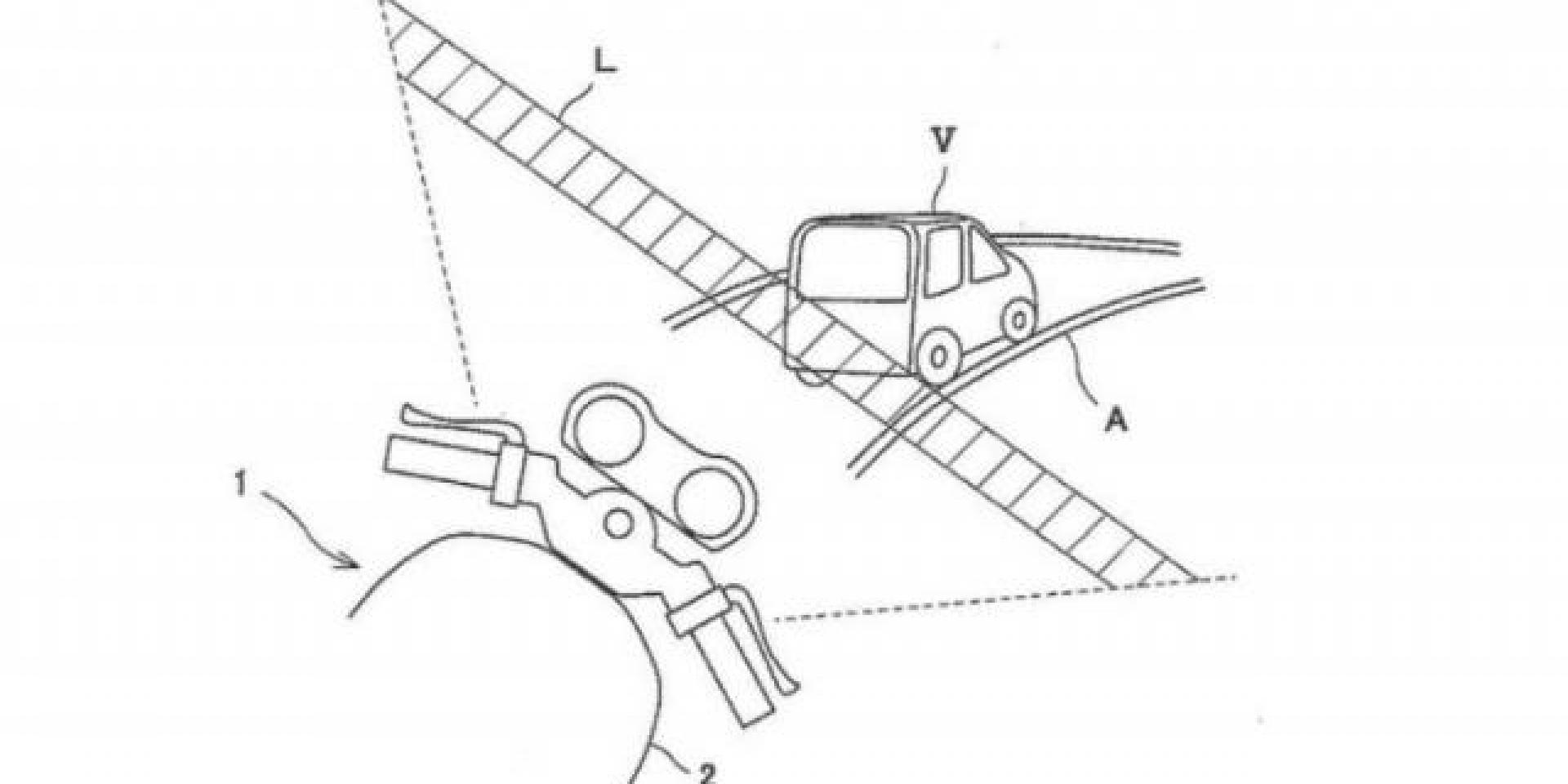 先進駕駛系統導入機車當中?Kawasaki專利文件曝光!
