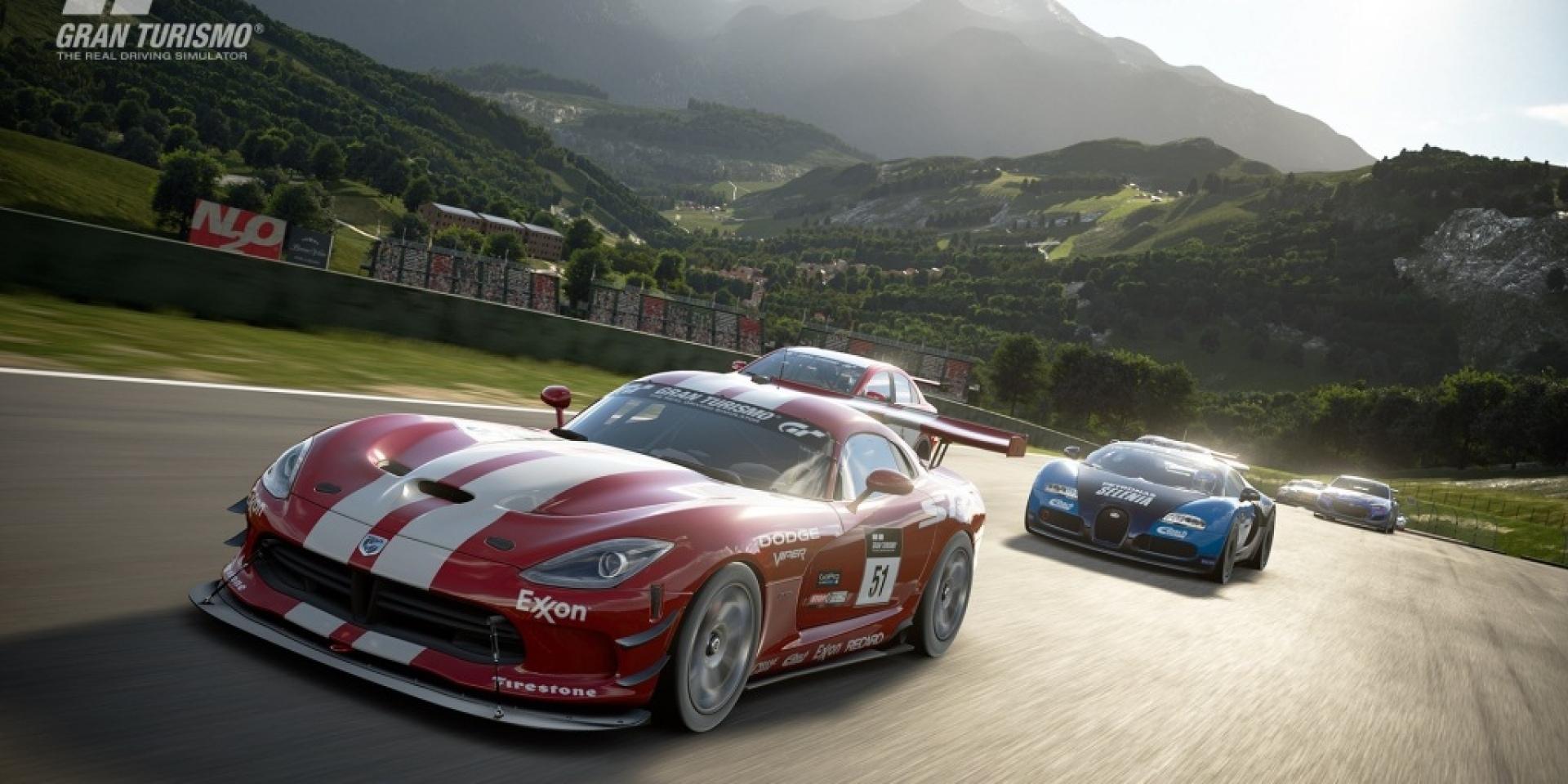 139萬買一套電玩!全球唯一Gran Turismo Sport超級同捆組在台發售