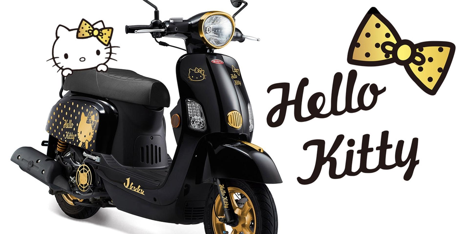 HELLO KITTY J-BUBU  1314台 限量發售