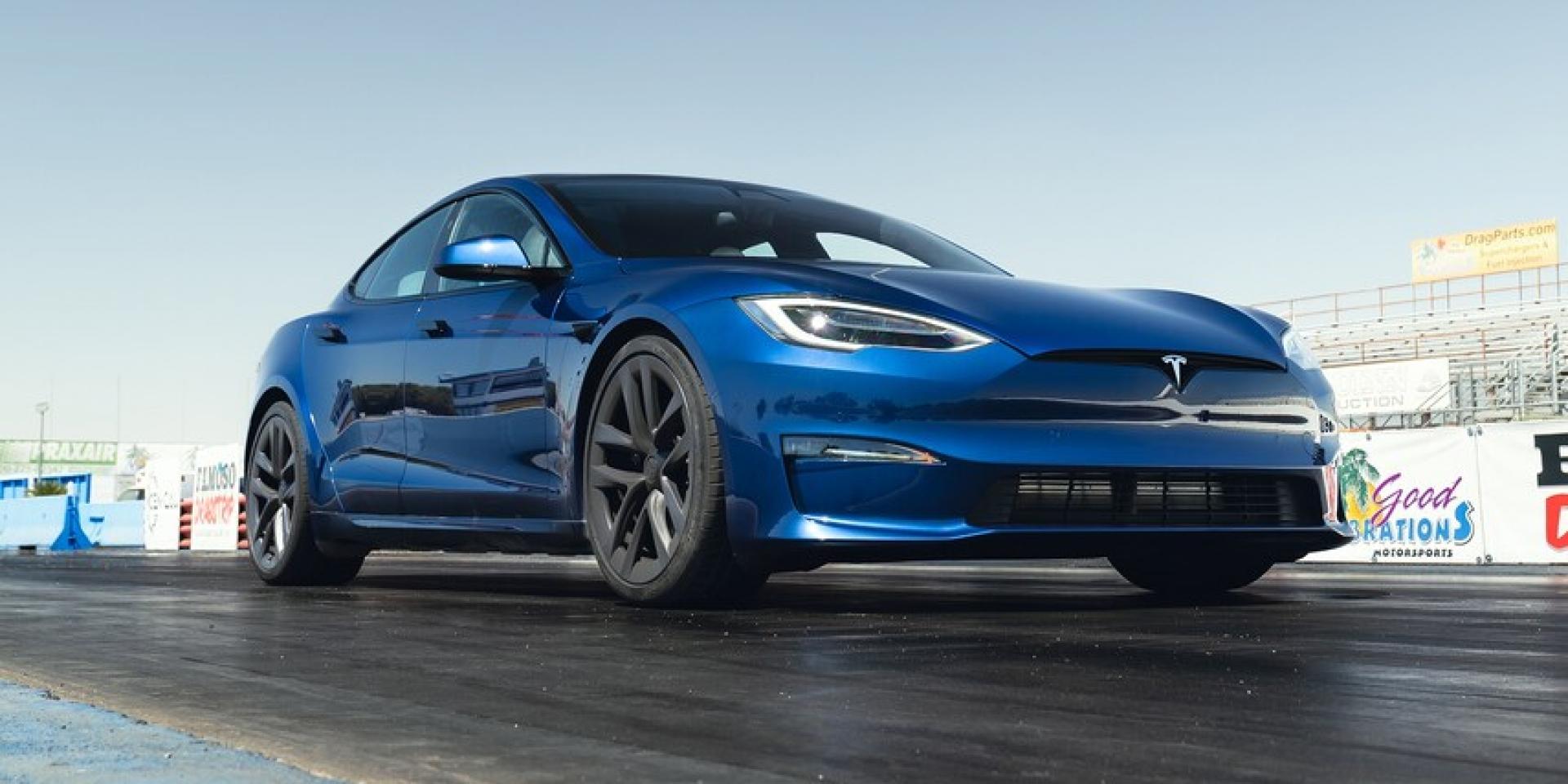 2秒內完成0-96km/h只是騙人!Tesla Model S Plaid其實沒這麼快!