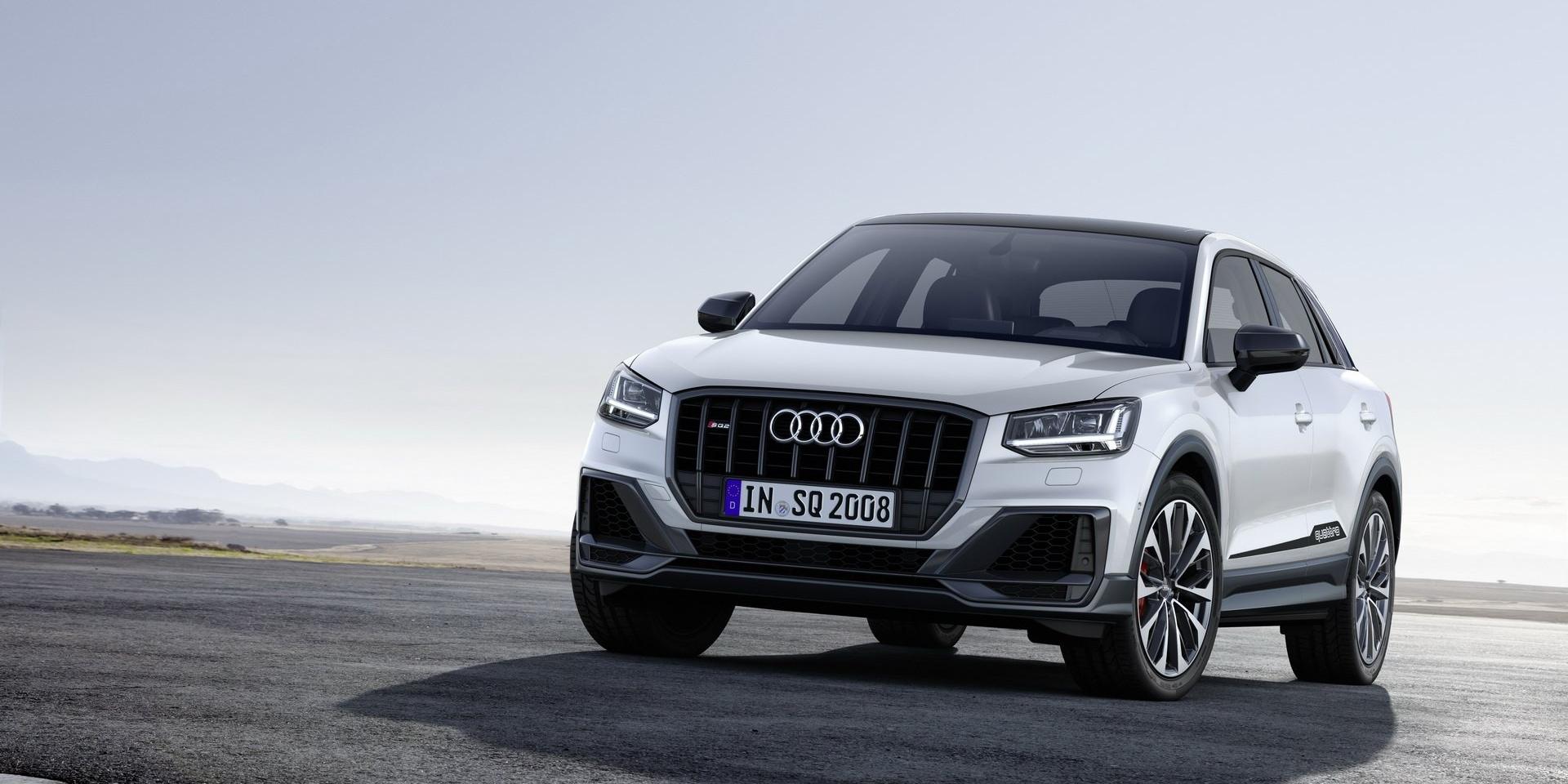 300hp搭載!Audi SQ2提前發表!