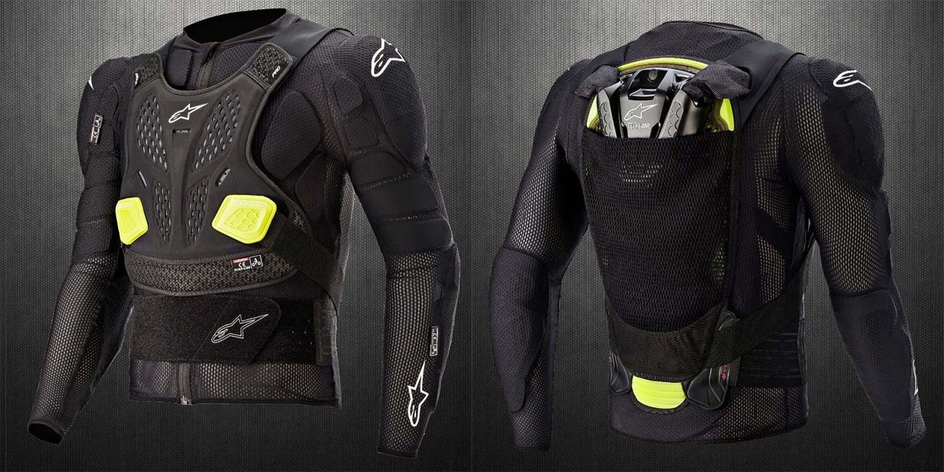Alpinestars「TECH-AIR® Off-Road」越野氣囊防摔衣登場!