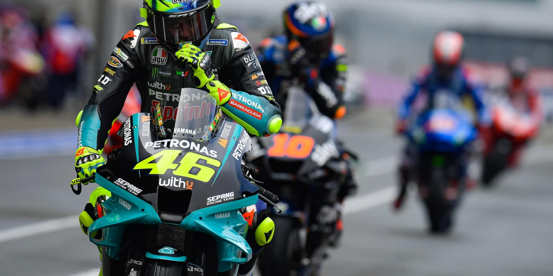 年輕有為知進退!Valentino Rossi:Fabio Quartararo正在做出一些改變!
