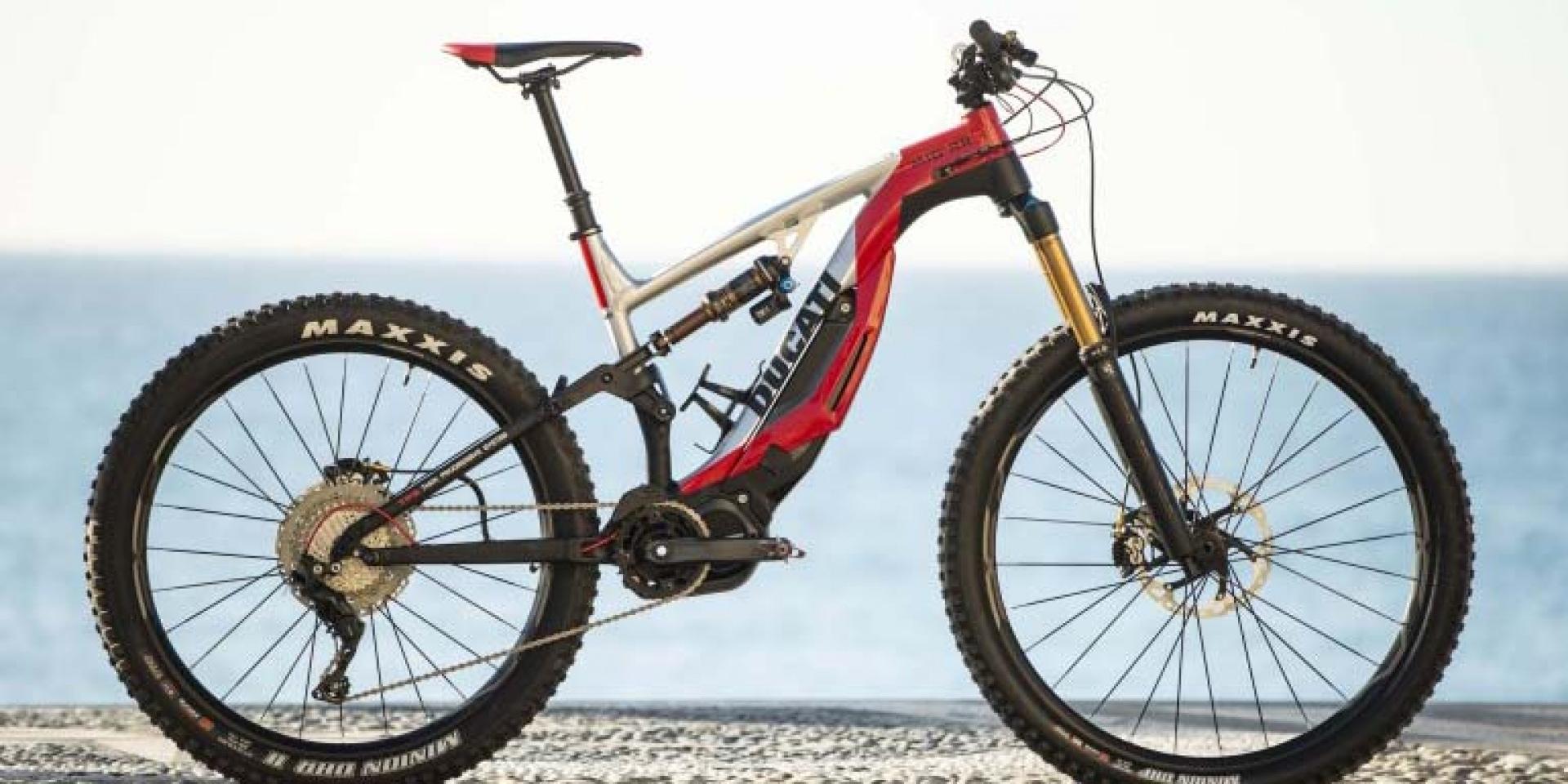 DUCATI全新的RR車款?電動腳踏車MIG-RR米蘭現身!