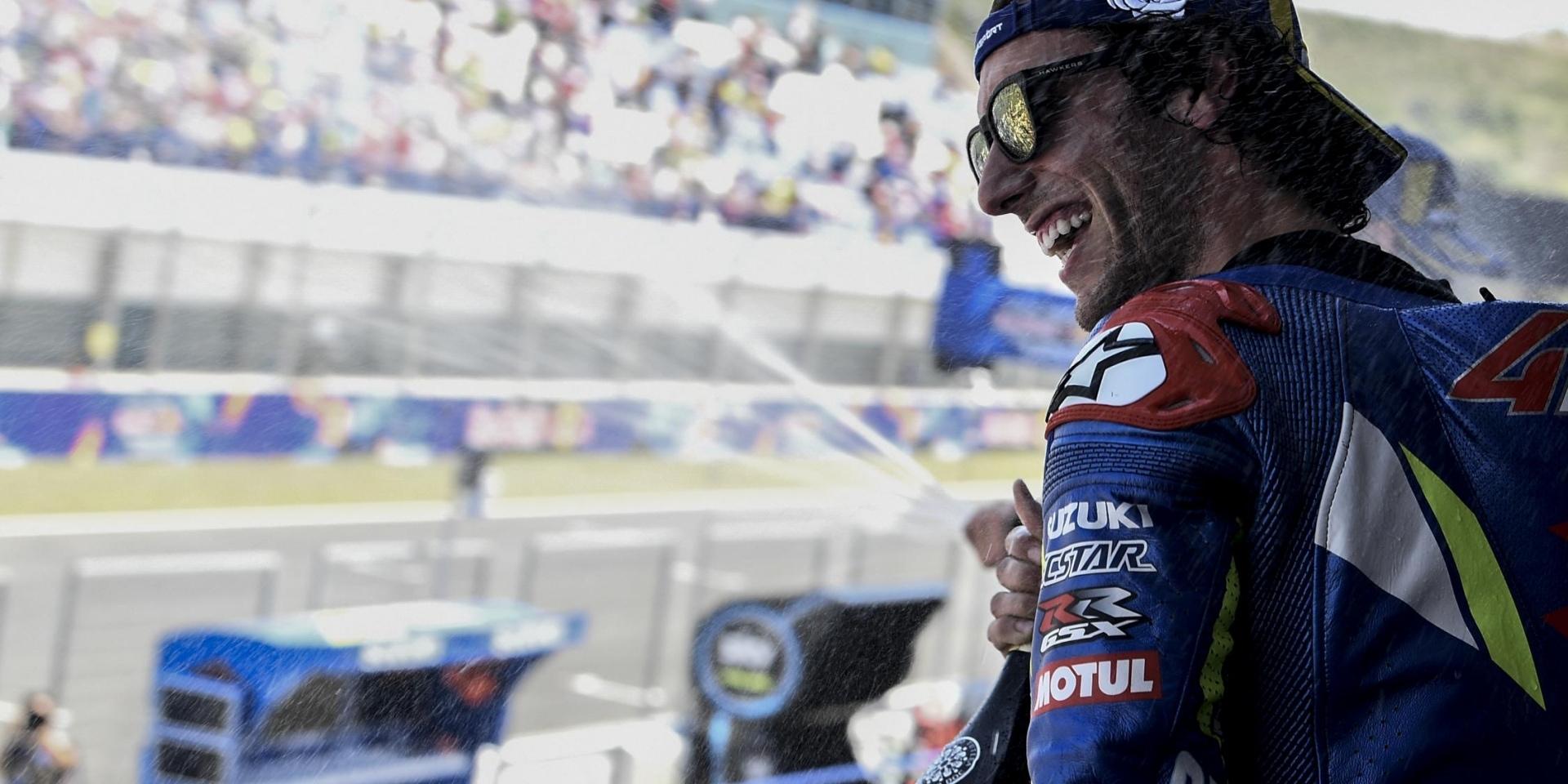 年度積分洗牌!Marc Marquez:Alex Rins在沒有壓力的情況下強勢角逐世界冠軍!