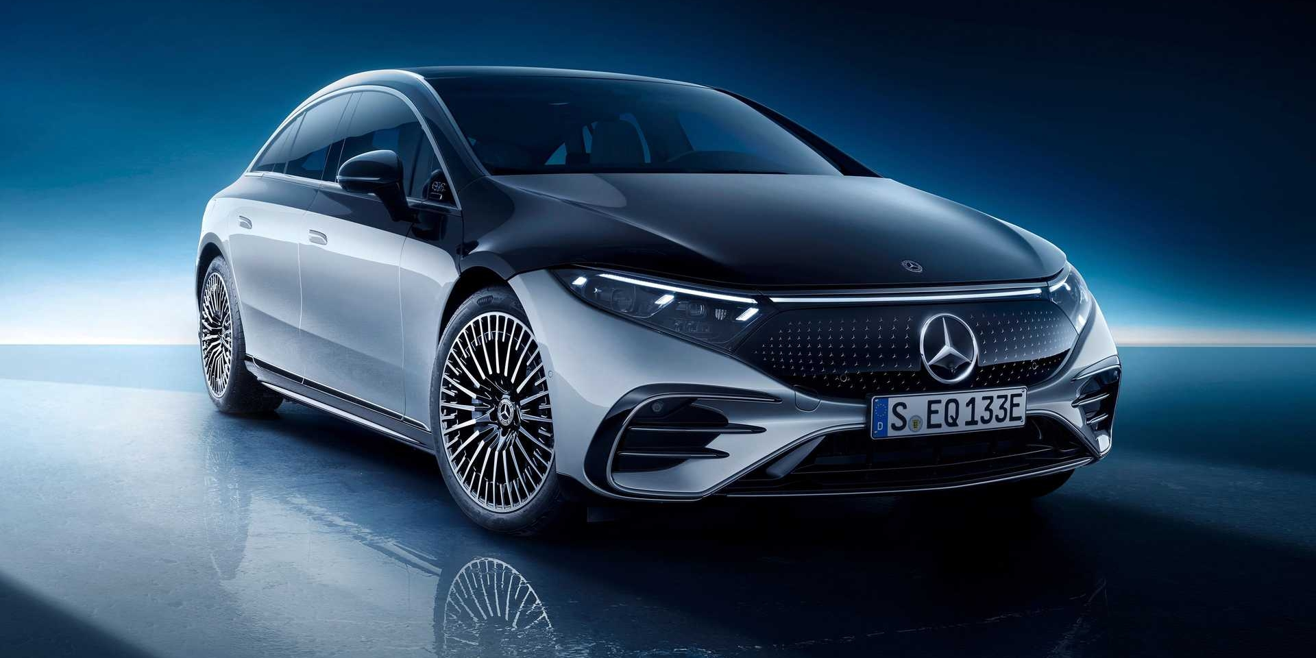 Mercedes-Benz也玩訂閱制!EQS後輪轉向每年要489歐元!