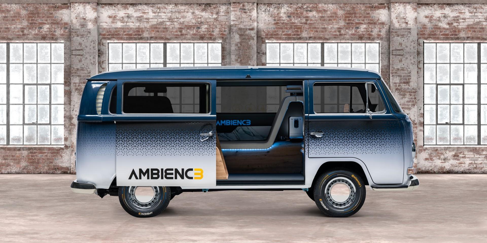 Continental打造未來概念車,以家作為車輛主題