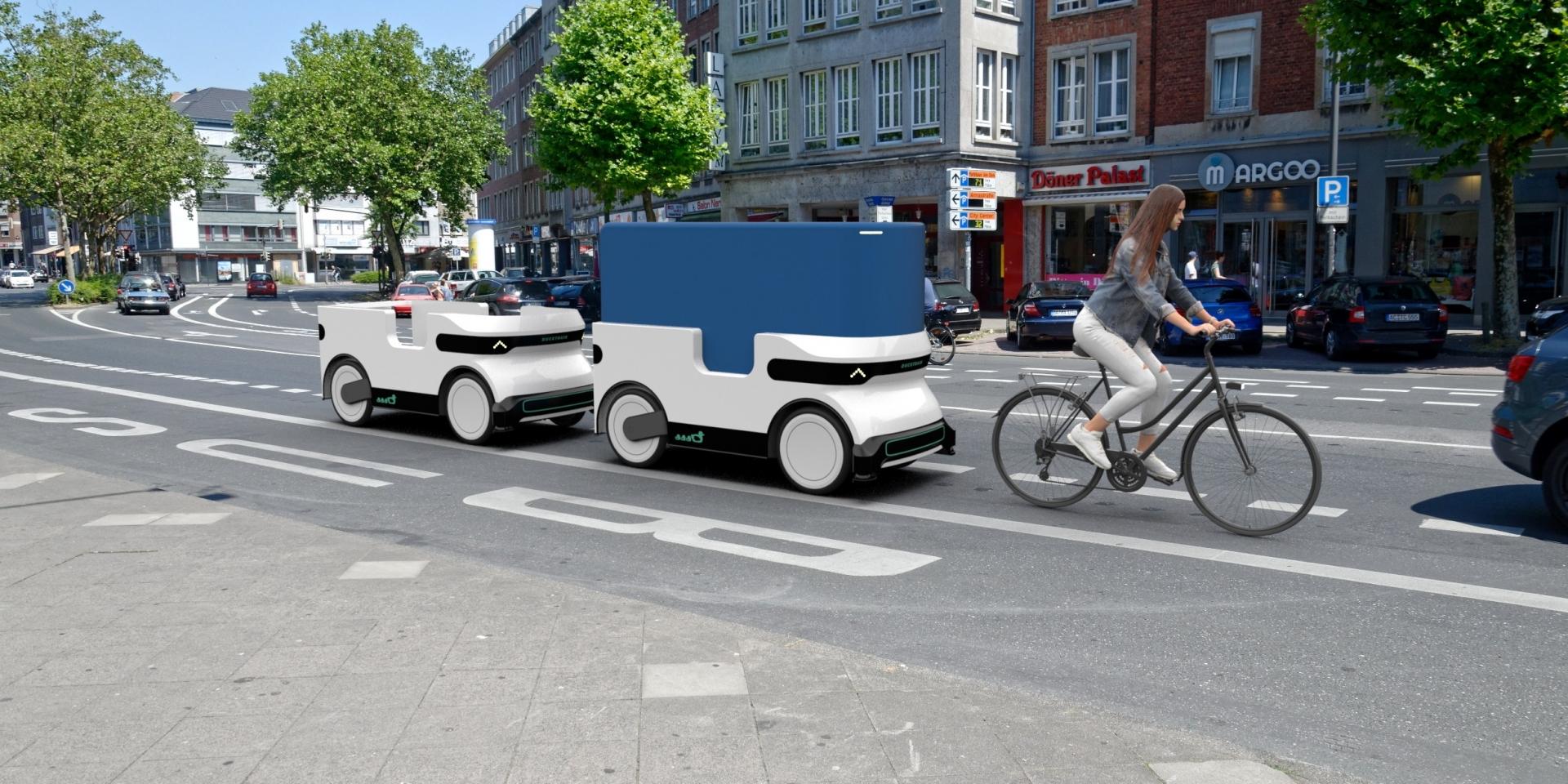 回收阿伯最強利器!Trailerduck智慧拖車載貨超輕鬆!