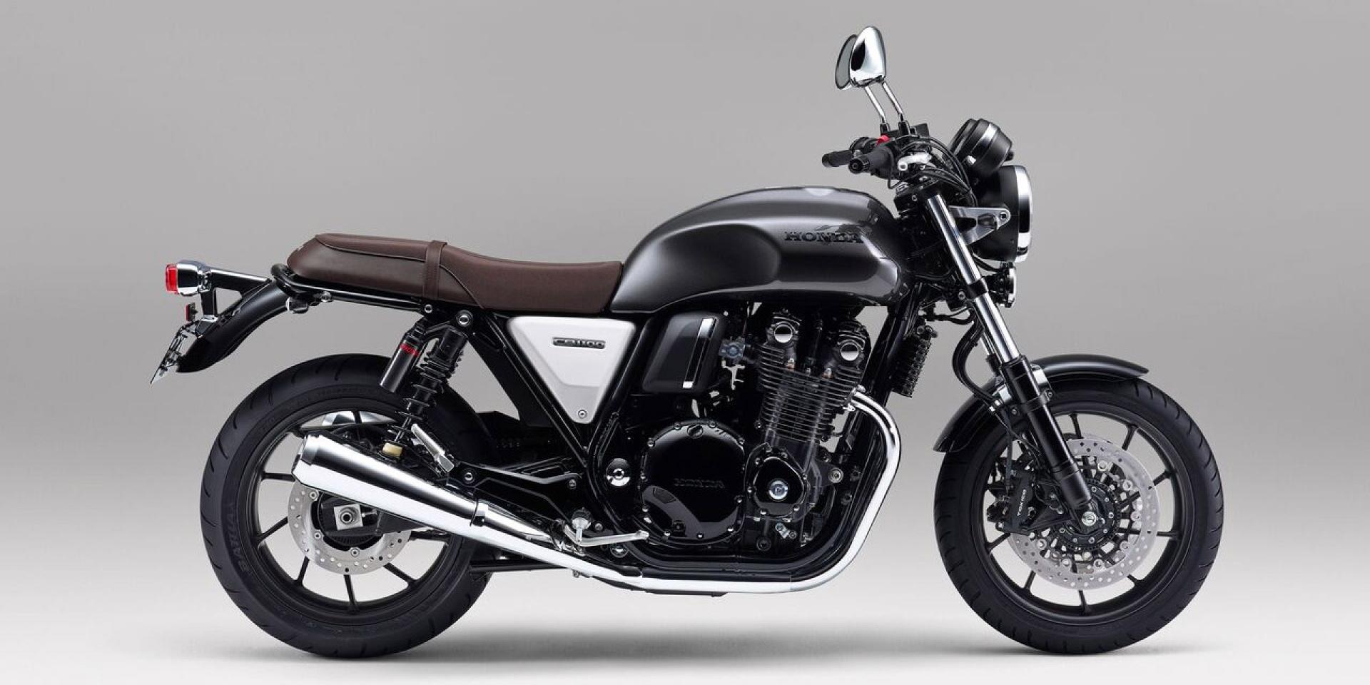 經典再進化。2018 Honda CB1100RS新色發表