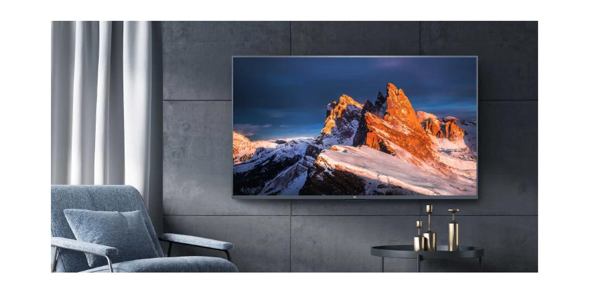 小米電視4S有望攻台,智慧電視、4K畫質、65吋、HDR!