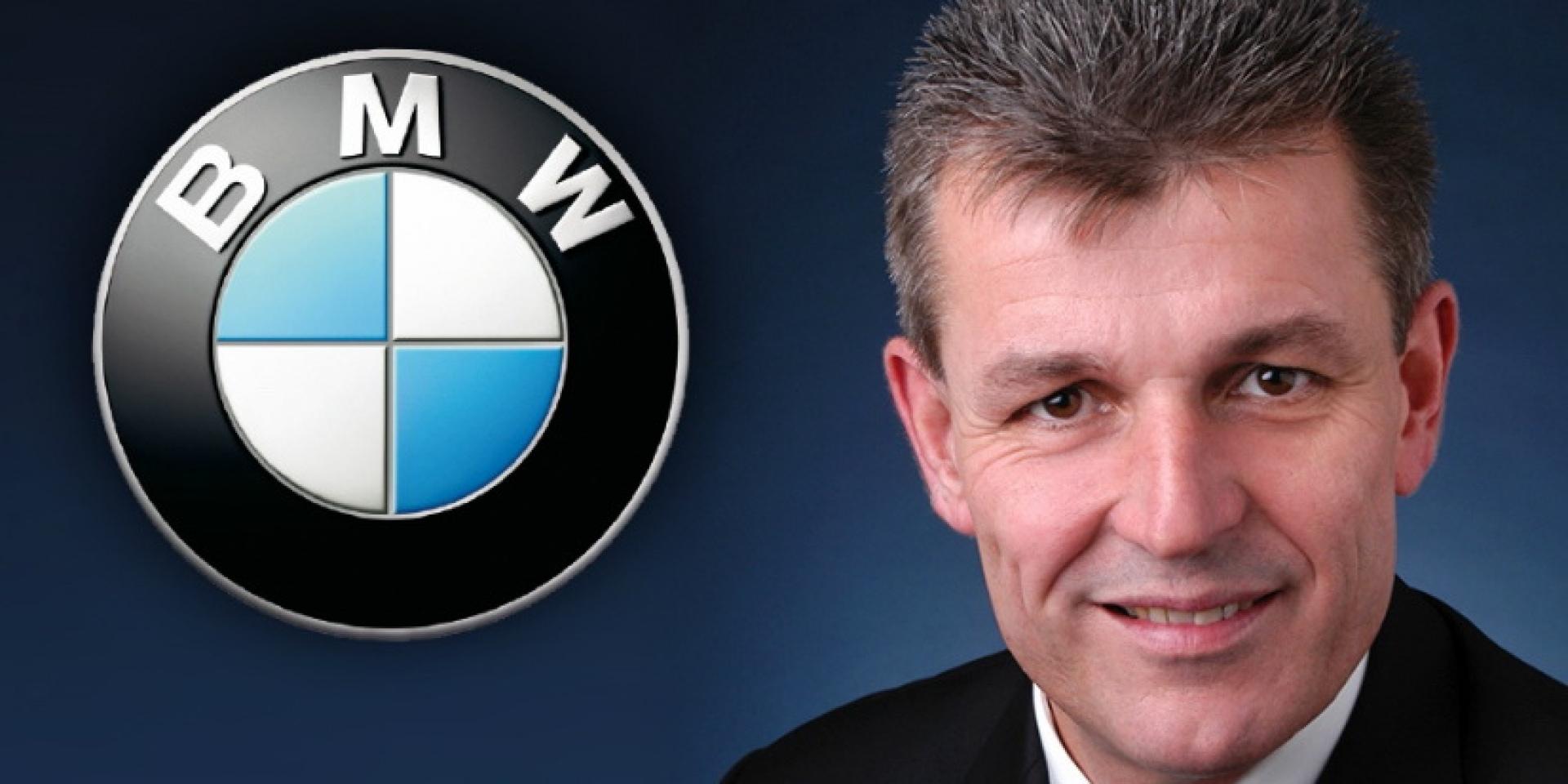 BMW Motorrad總裁更換,Markus Schramm將帶領BMW走向另一個顛峰