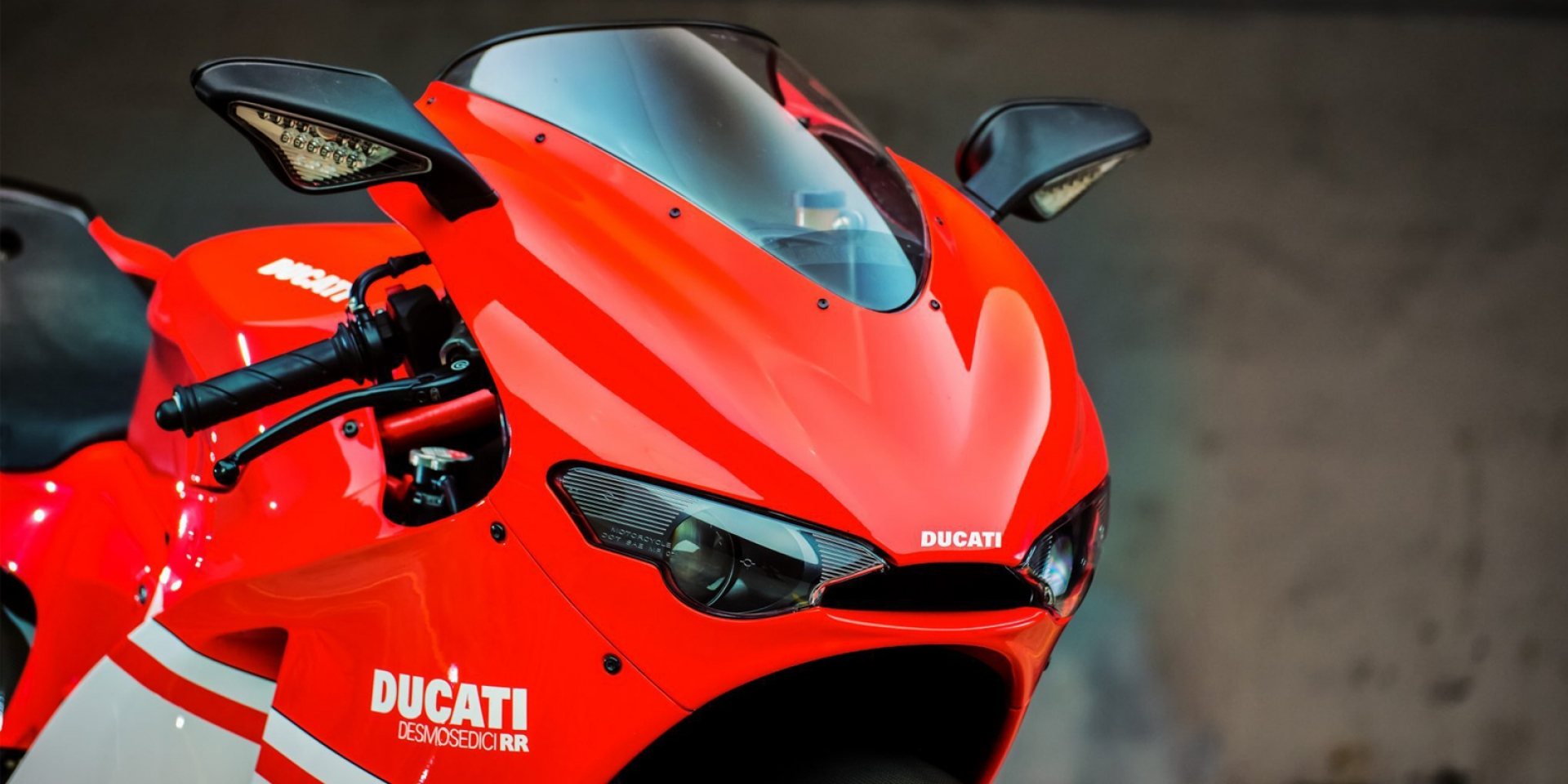 比V4R還划算!Ducati Desmosedici RR,低里程市售GP廠車競標中