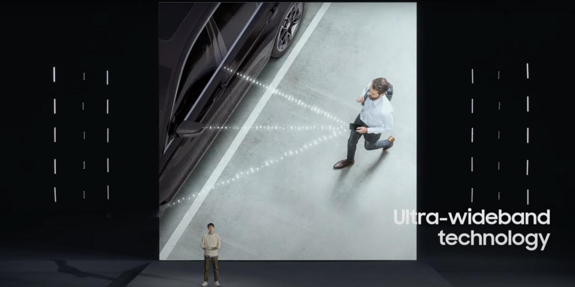 不讓Apple專美於前!Samsung與四大車廠聯手推出行動鑰匙!