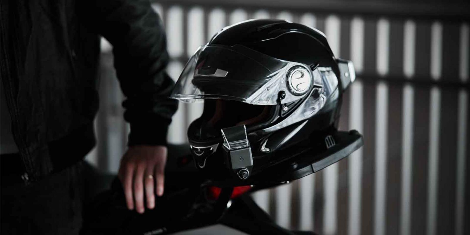 輕鬆升級智慧安全帽!Argon Transform套件集資中