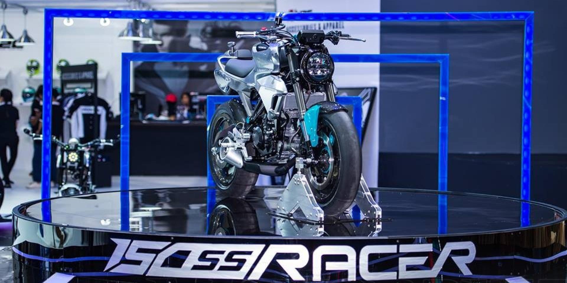 未來新復古。HONDA 公開150SS Racer 概念車