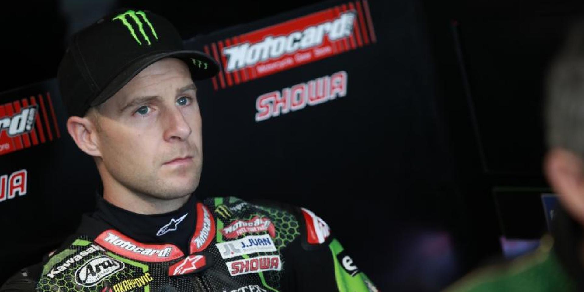 Jerez測試因雨告吹!Jonathan Rea:我很擔心確診,一旦染疫就得被迫放棄世界冠軍!