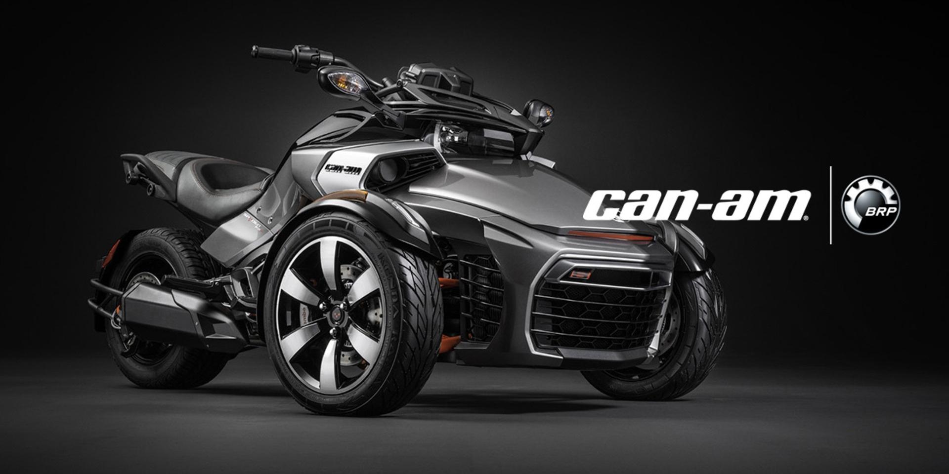 三輪怪獸來襲!Can-Am霸氣登台 F3-S、RT Limited三輪雙天王全台首發