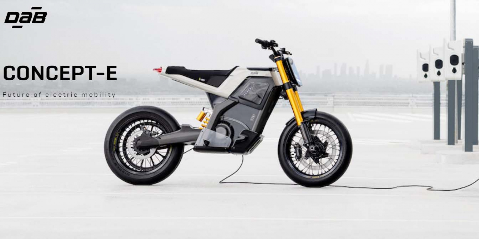 極簡精品電動車 ! 法國DAB Motors 首推Concept-E