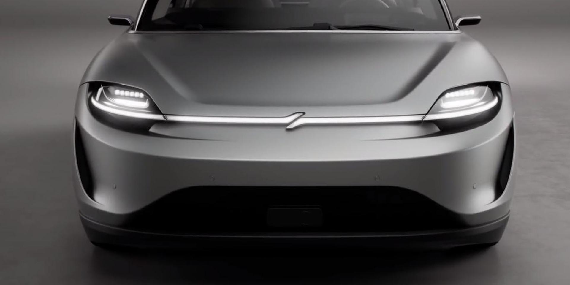 SONY也來做電動車啦!SONY VISION-S prototype超大螢幕 頂級科技登場