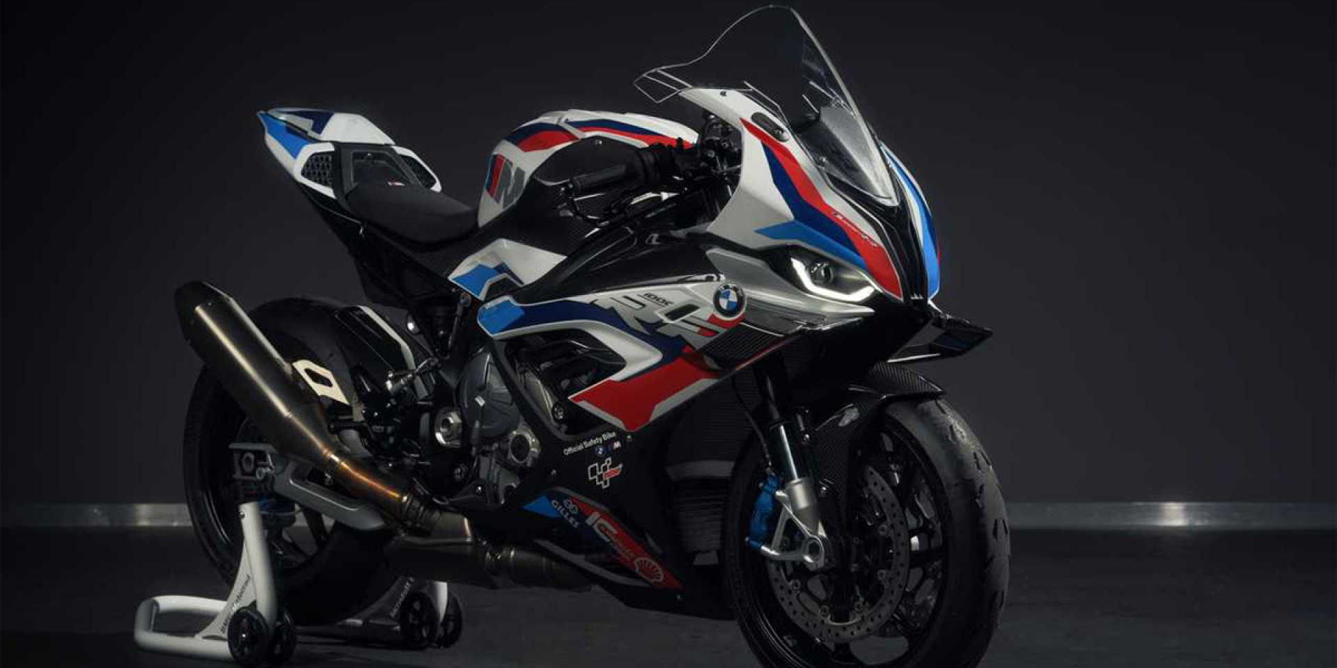 M 1000 RR跑MotoGP?BMW安全車隊加入新成員!