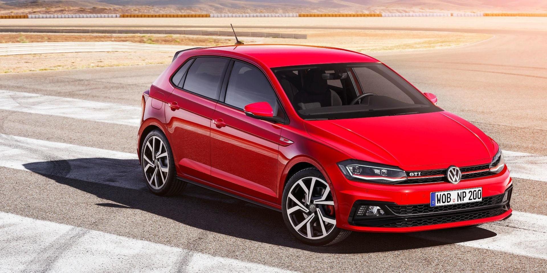 小車大躍進,Volkswagen Polo搭載MQB登場 GTI同步上線!